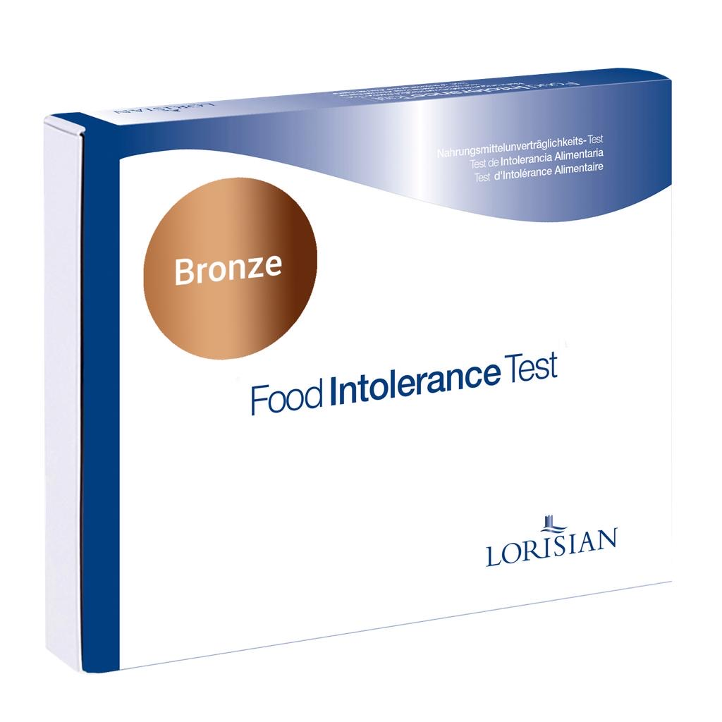 Food Intolerance Test Bronze