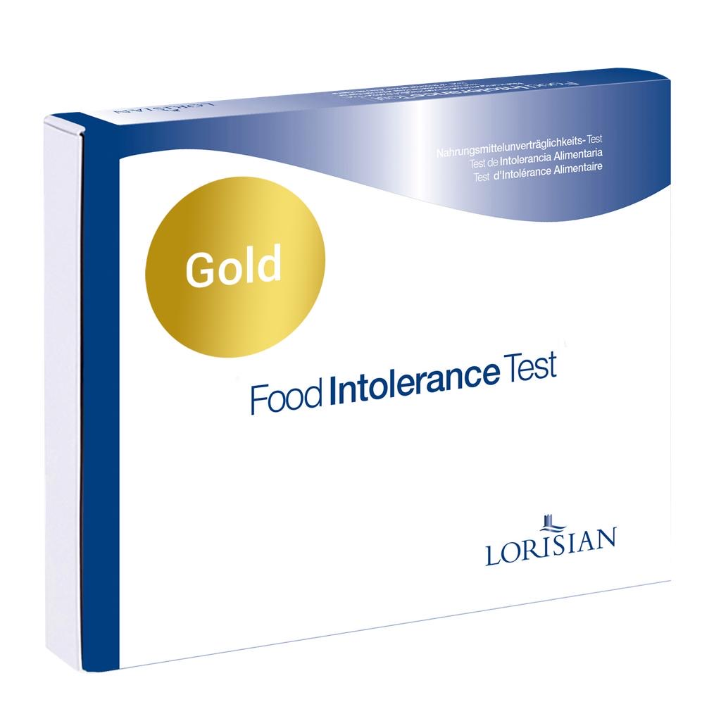 Food Intolerance Test Gold